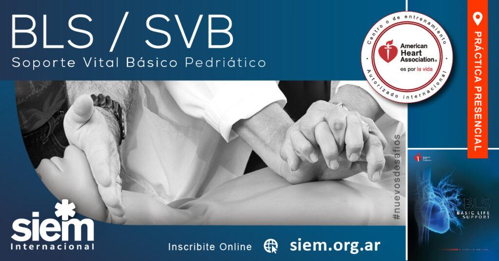 Curso BLS 10 de Marzo de 2021 @ SIEM - Sede CENTRAL | Buenos Aires | Argentina