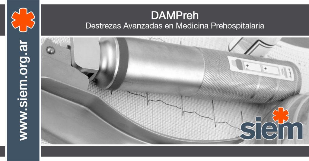 Nuevo curso DAMPreh 30 y 31 de Mayo de 2020 en el SIEM - Curso Cerrado!