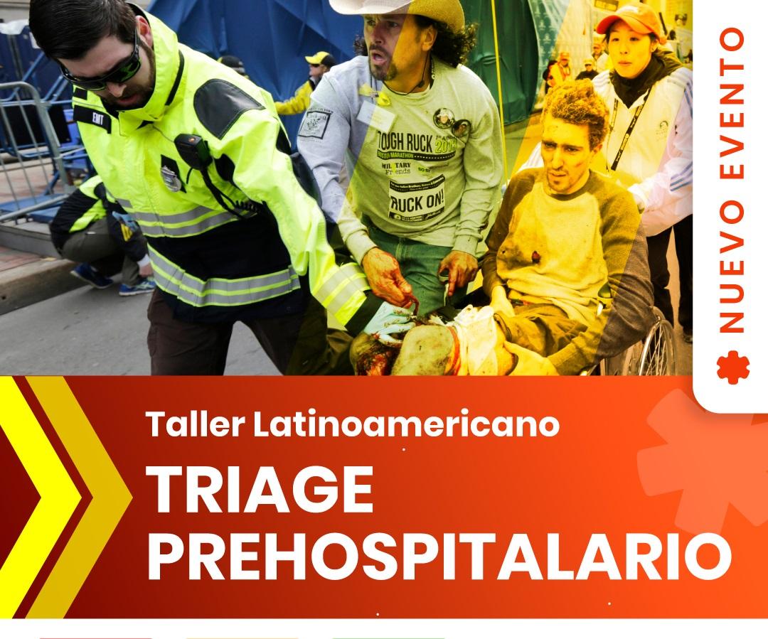 Taller de Triage Prehospitalario