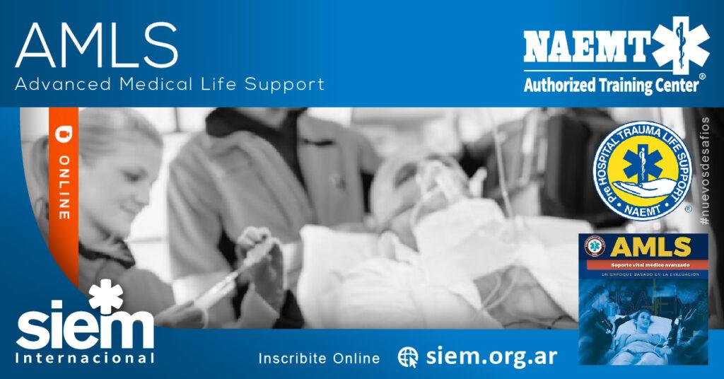AMLS 27 y 28 Marzo de 2021 - Evento Online @ SIEM - Sede CENTRAL
